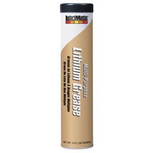 LubriMatic Multi-Purpose Lithium Greases, 14 oz, Cartridge