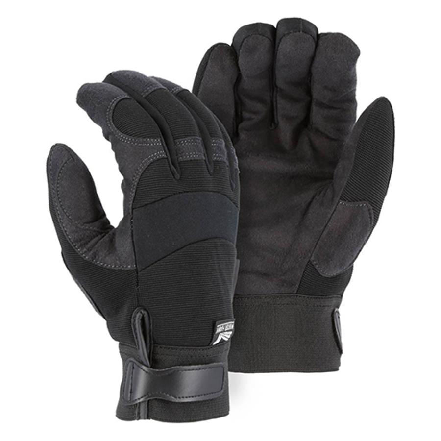 Armor Skin Winter Lined Mechanics Glove 2137BKH, 3X-Large