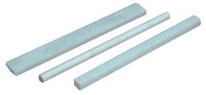 Soapstone Marker, Flat, 1/2 in x 5 in, White