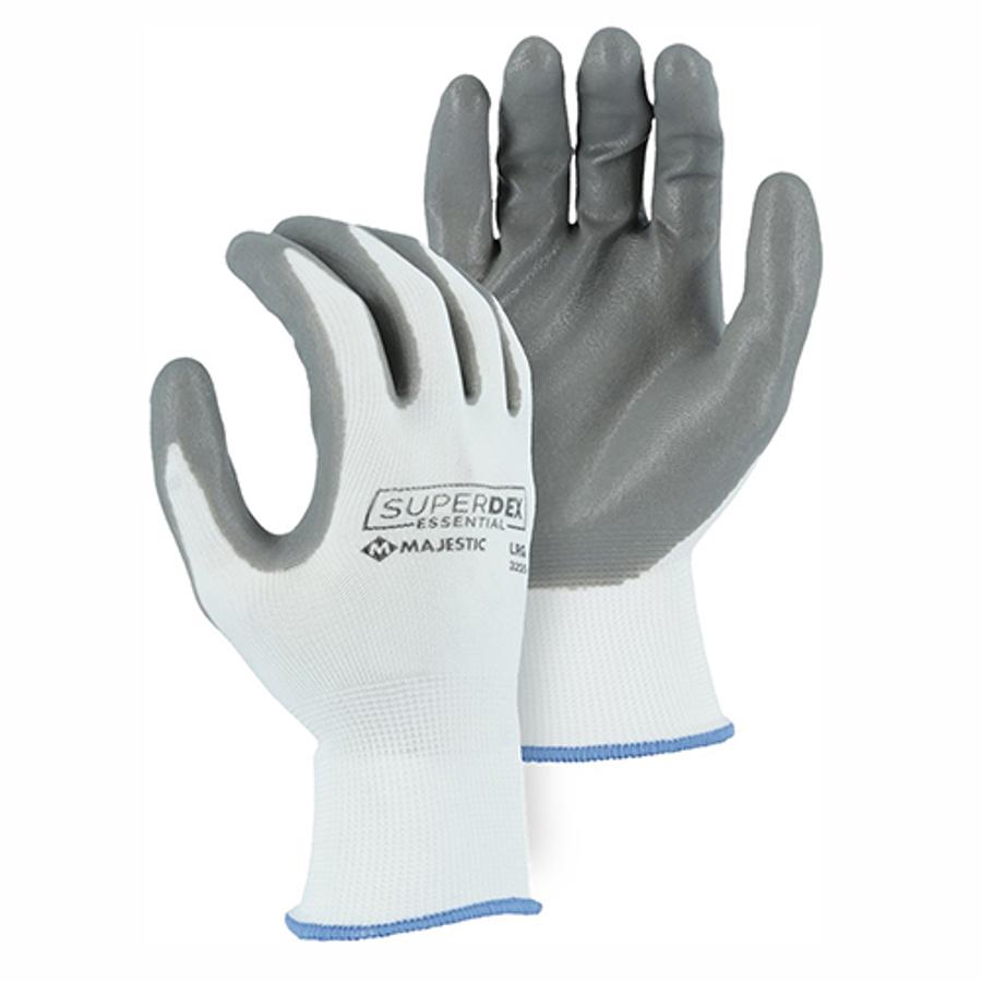 3225 M-Safe Foam Nitrile Palm Dipped Glove