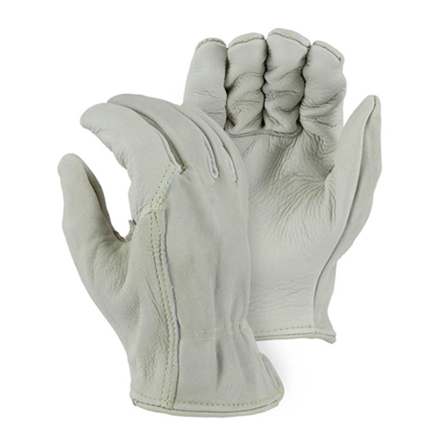 1510W A-Grade Cowhide Kevlar Sewn Drivers Glove