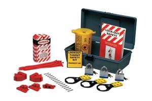 Prinzing Economy Lockout Kits, 28-Piece plus Carrying Case