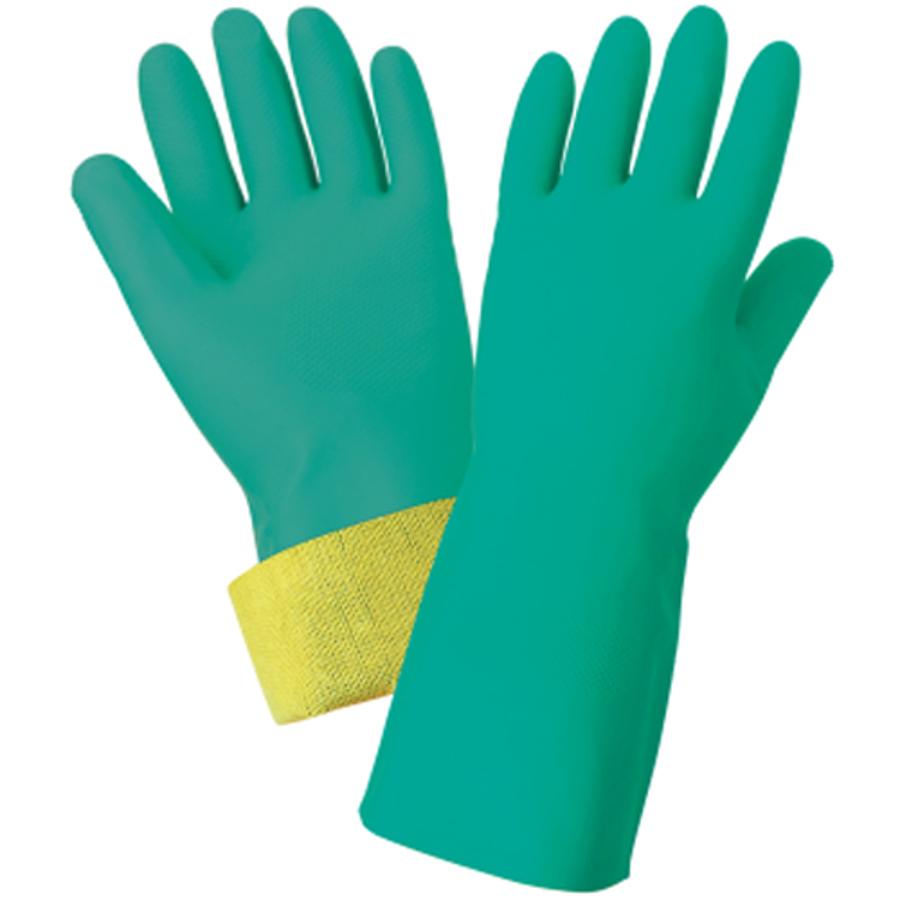 515KEV, Cut Impact Abrasion, Nitrile / Aramid Glove