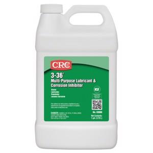 3-36 Multi-Purpose Lubricant & Corrosion Inhibitor, 1 Gallon Bottle