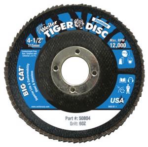Big Cat High Density Flat Style Flap Discs