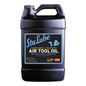 CRC Air Tool Oils, Bottle, 1 gal