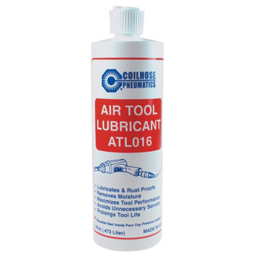 Air Tool Lubricants, 16 oz, Bottle