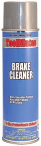 Aervoe Brake Cleaner, 14 oz Aerosol Can, Mild