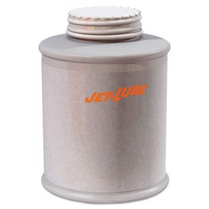 550 Nonmetallic Anti-Seize Compounds, 1/2 lb Brush Top Can