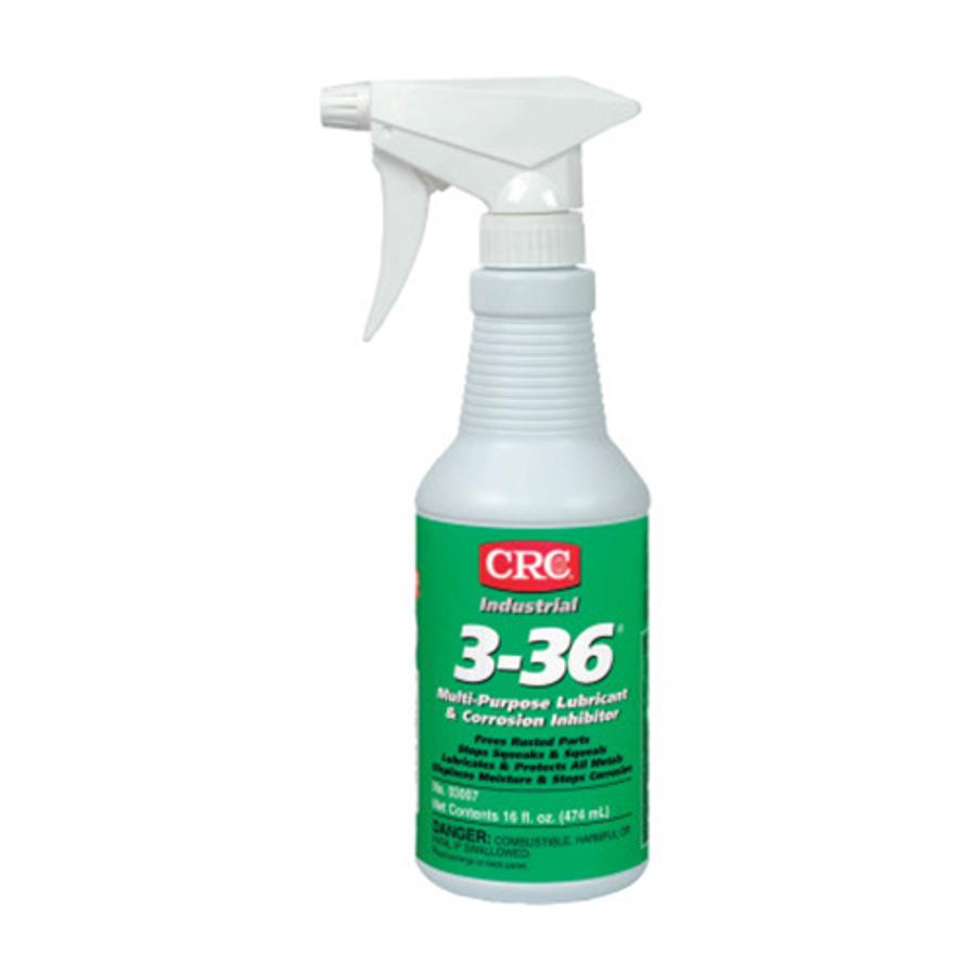 3-36 Multi-Purpose Lubricant & Corrosion Inhibitor, 16 oz Trigger Bottle