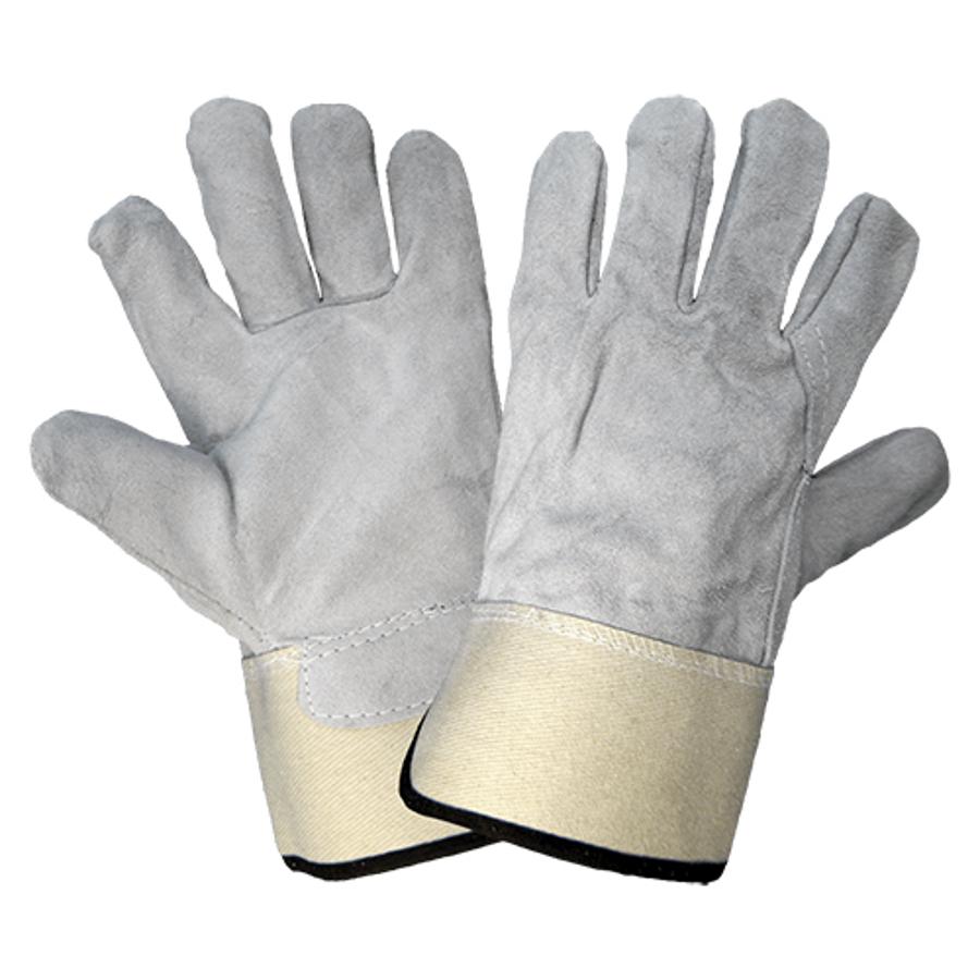 2250FC-11(2XL)- Leather Palm, Gunn Cut Glove