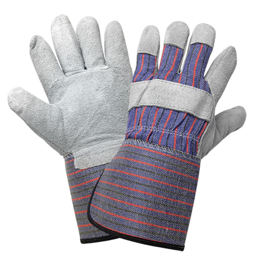 2300GC-7(S)- Leather Palm, Gunn Cut Glove