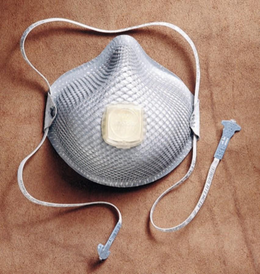 2940 Series HandyStrap R95 Particulate Respirators, M/L