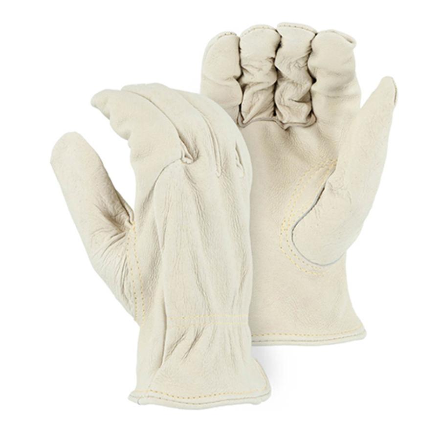 1510PK Heavy Duty Kevlar Sewn Pigskin Drivers Glove