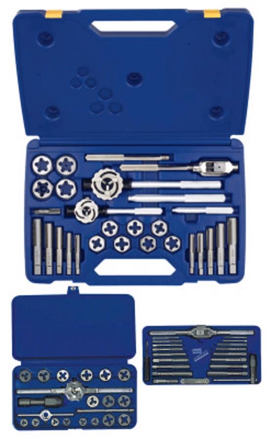 66 Piece Machine Screw/Fractional and Hex Die Set