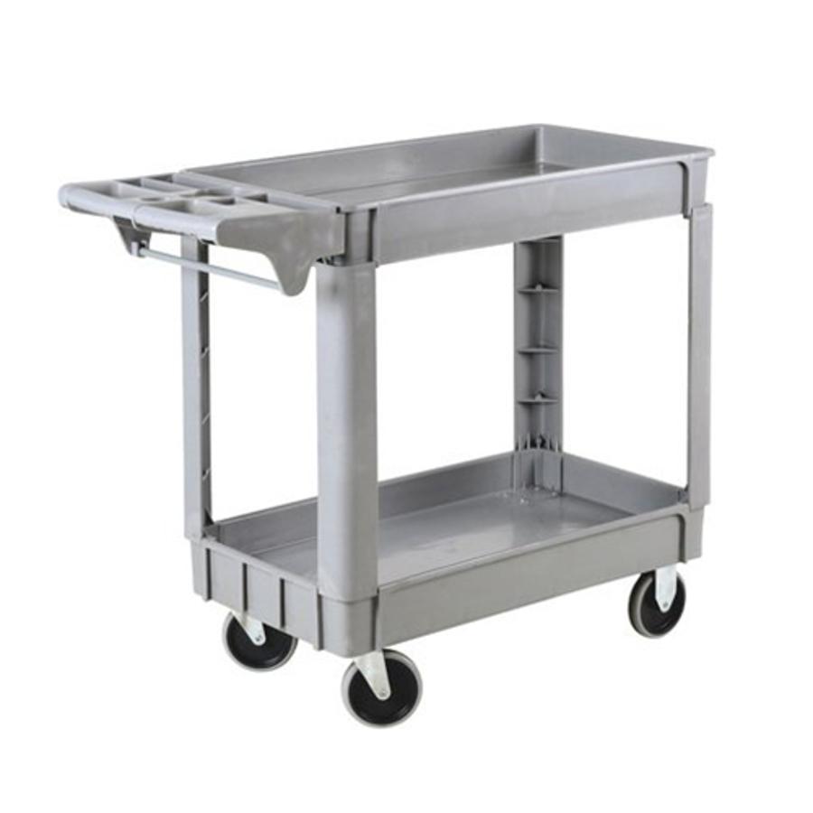 "53409 500 LB Utility Cart, 40"" x 17""x 32-9/10"""