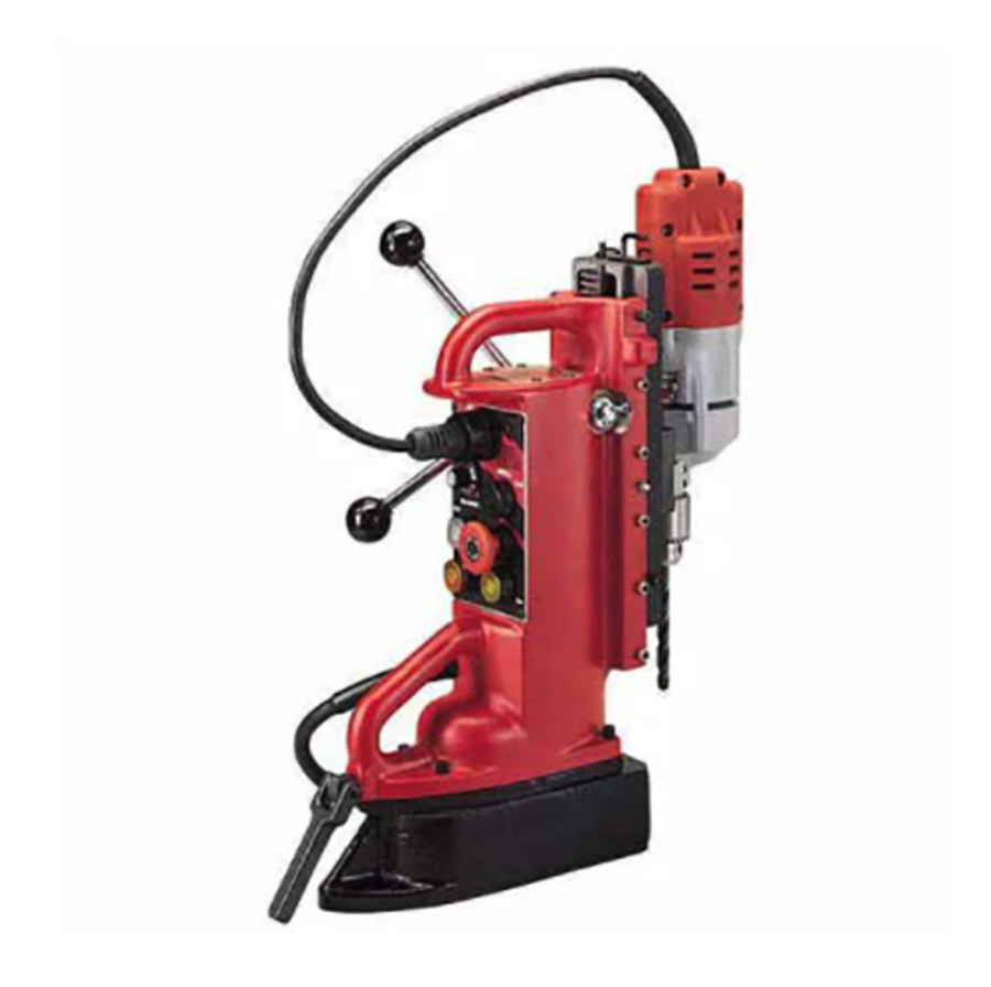 """Adjustable Position Electromagnetic Drill Press with 1/2"""" Motor, 4204-1"""