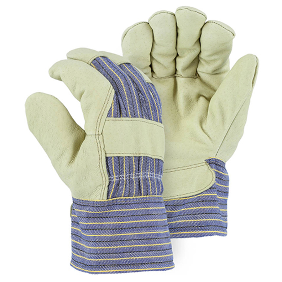 1520 Winter Lined Pigskin Leather Palm Work Glove