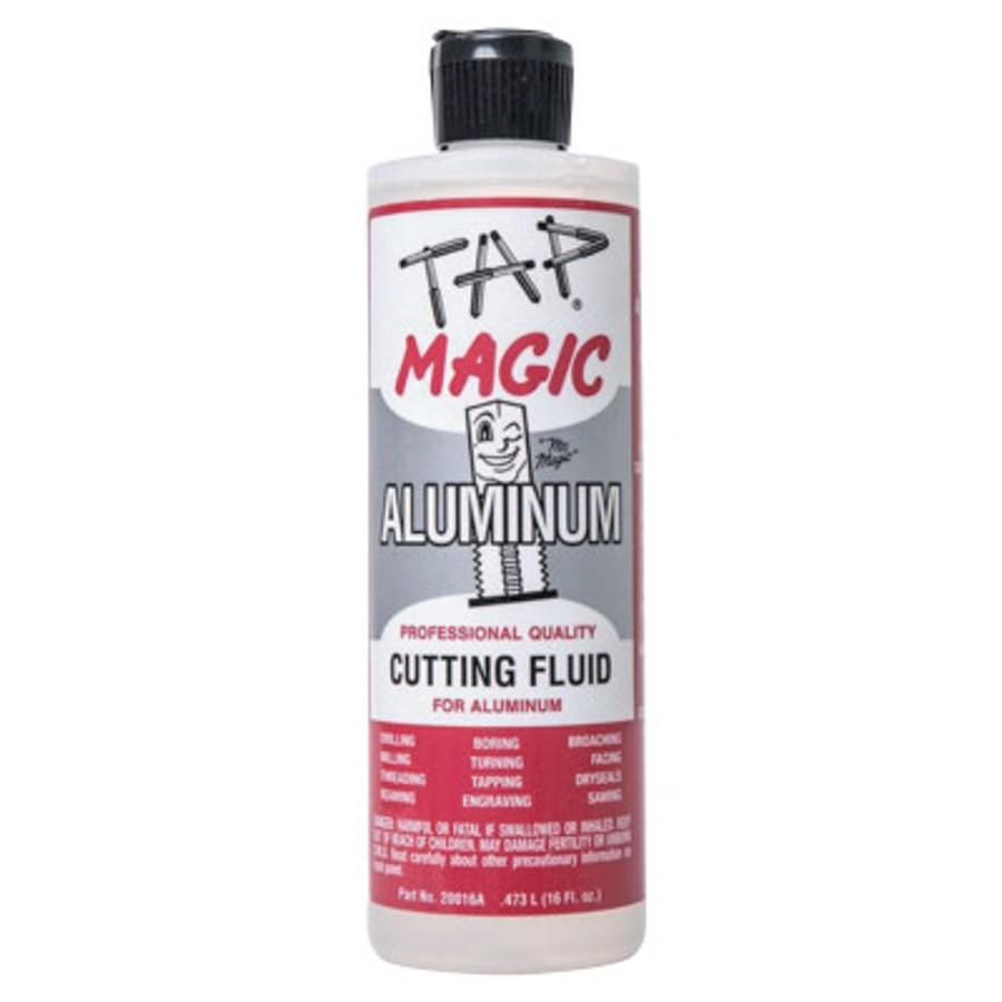 Aluminum, 16 oz, Can w/Spout