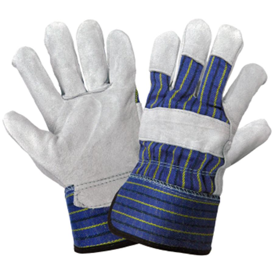 2120-10(XL)- Leather Palm, Gunn Cut Glove