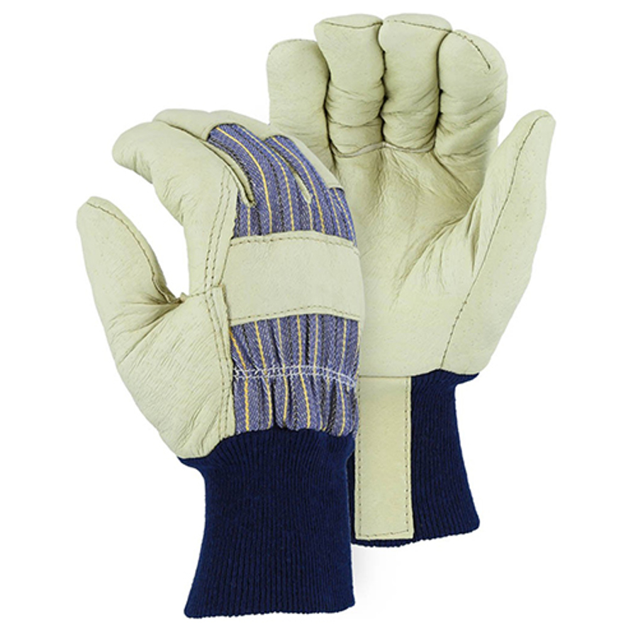 1521 Winter Lined Pigskin Leather Palm Work Glove