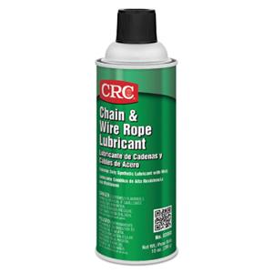 Chain & Wire Rope Lubricants, 16 oz Aerosol Can