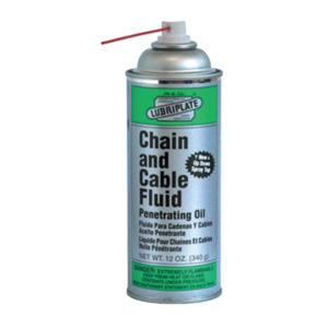 Chain & Cable Fluids, 12 oz Spray Can