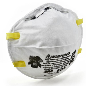 Disposable Particulate 8210, N95