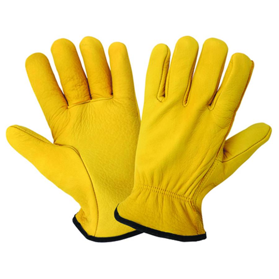 3200DST, Leather Deerskin and Goatskin Drivers Deerskin Drivers Glove