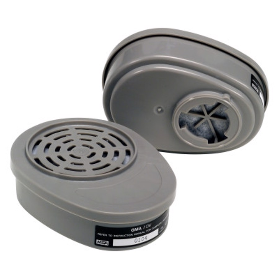 Advantage Respirator Cartridge, Organic Vapor, GMA