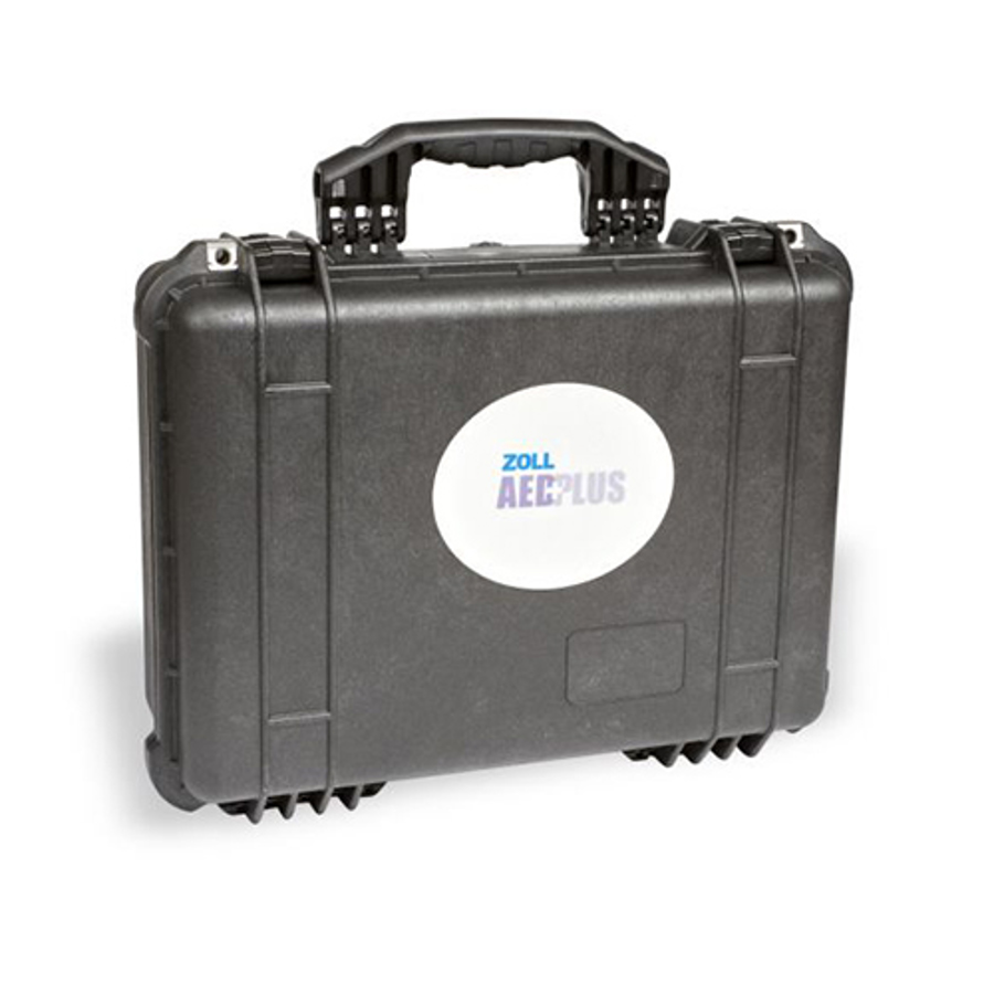 AED Plus Rugged Pelican Case, Large