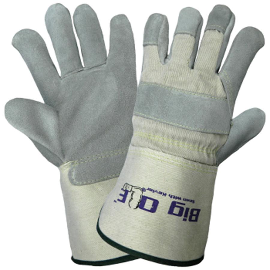 2100GC-8(M)- Big Ole, Leather Palm Glove