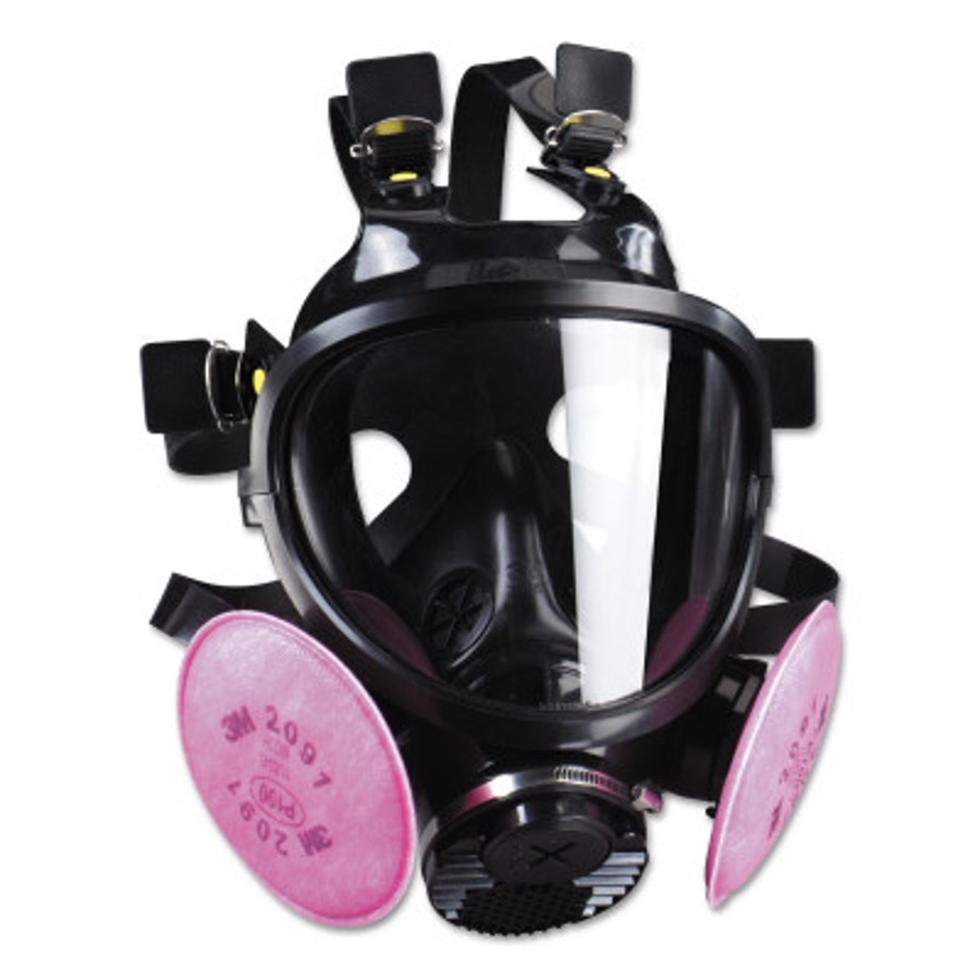 7000 Series Full Facepiece Respirators