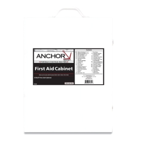 150 Person 3 Shelf First Aid Cabinet, 101-3SH-M-FAC, Metal Case
