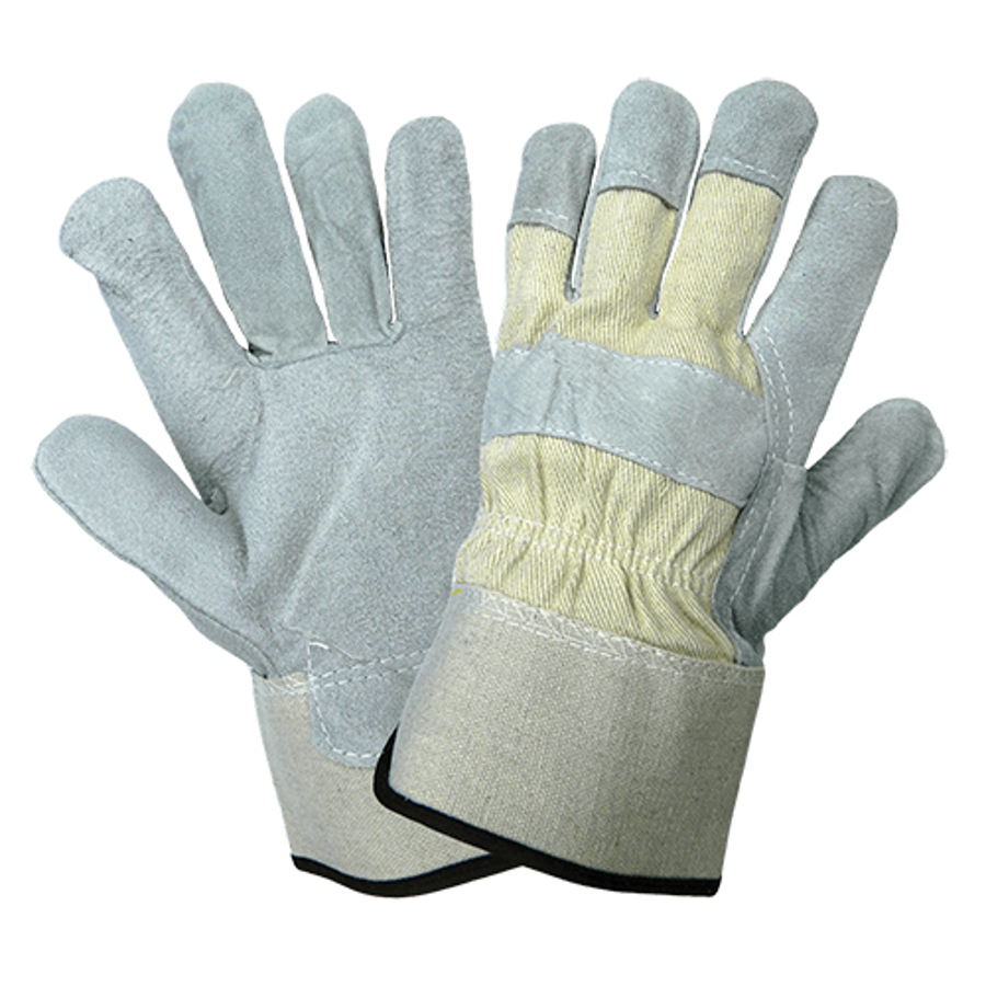 2300WC-9(L)- Leather Palm, Gunn Cut Glove