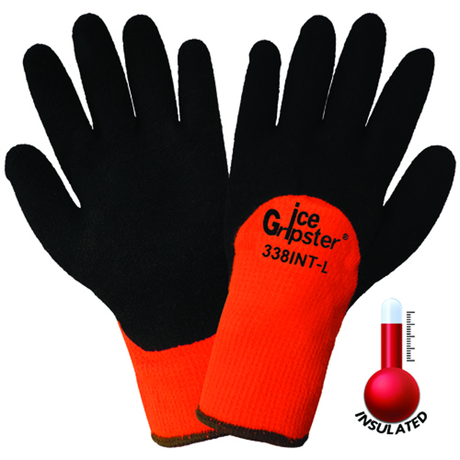 338INT Ice Gripster, General Purpose Flat Dipped Products Ice Gripster Glove