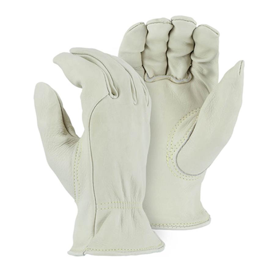 1510K A-Grade Cowhide Kevlar Sewn Drivers Glove