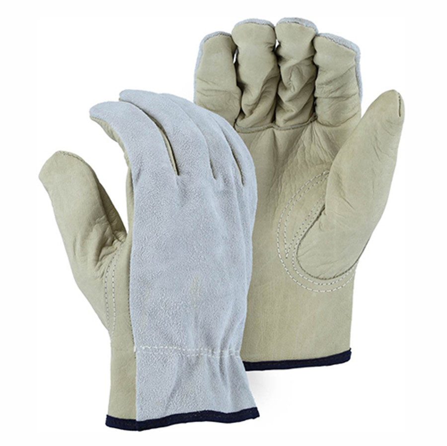 1533 Split Cowhide Drivers Glove