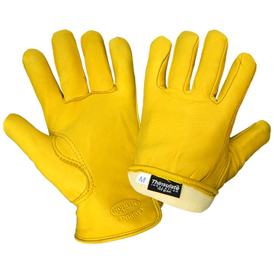 3200DTH, Deerskin Insulated Driver Glove