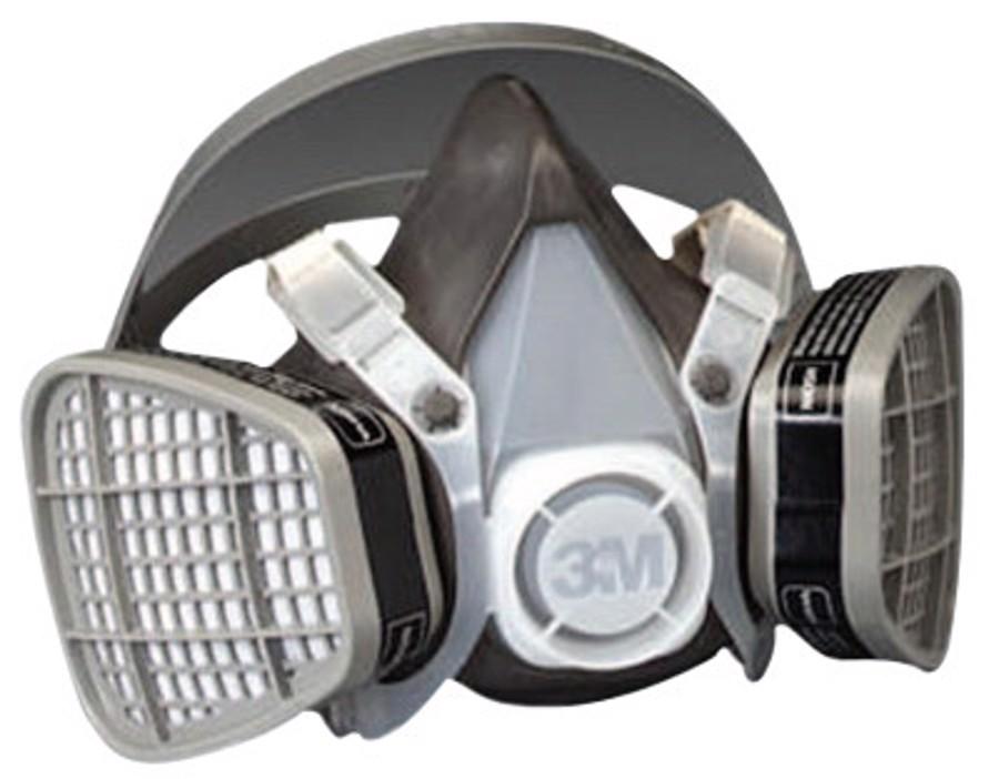 5000 Series Half Facepiece Respirators with Cartridges