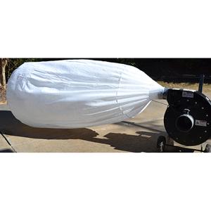 Heavy Duty Insulation Vacuum Bags, White