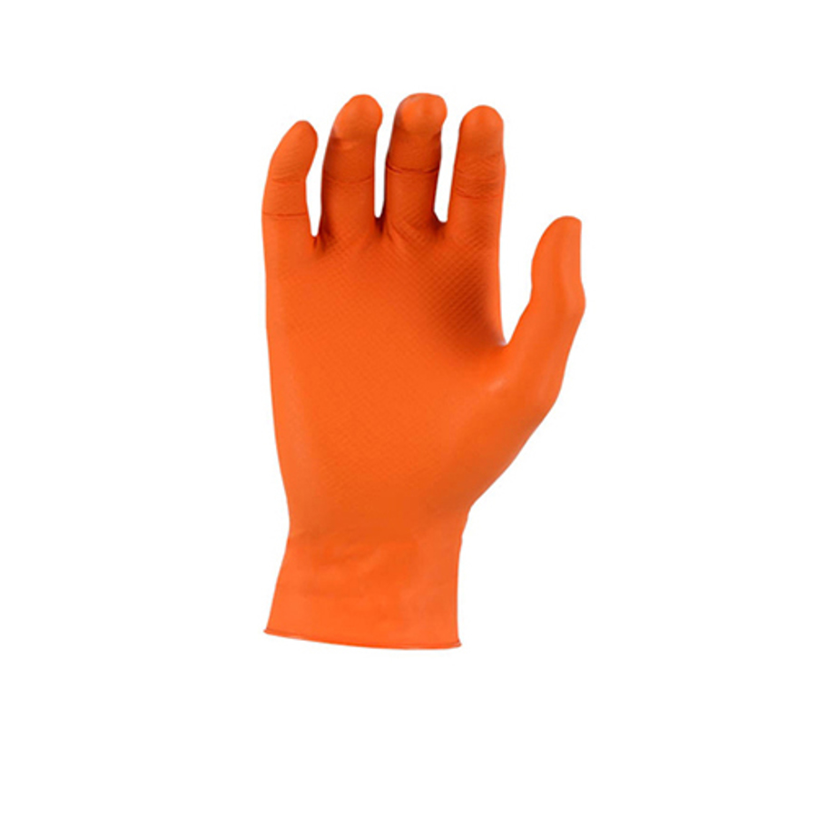 3276AO Super Grip Disposable Gloves with Fish Scale Pattern