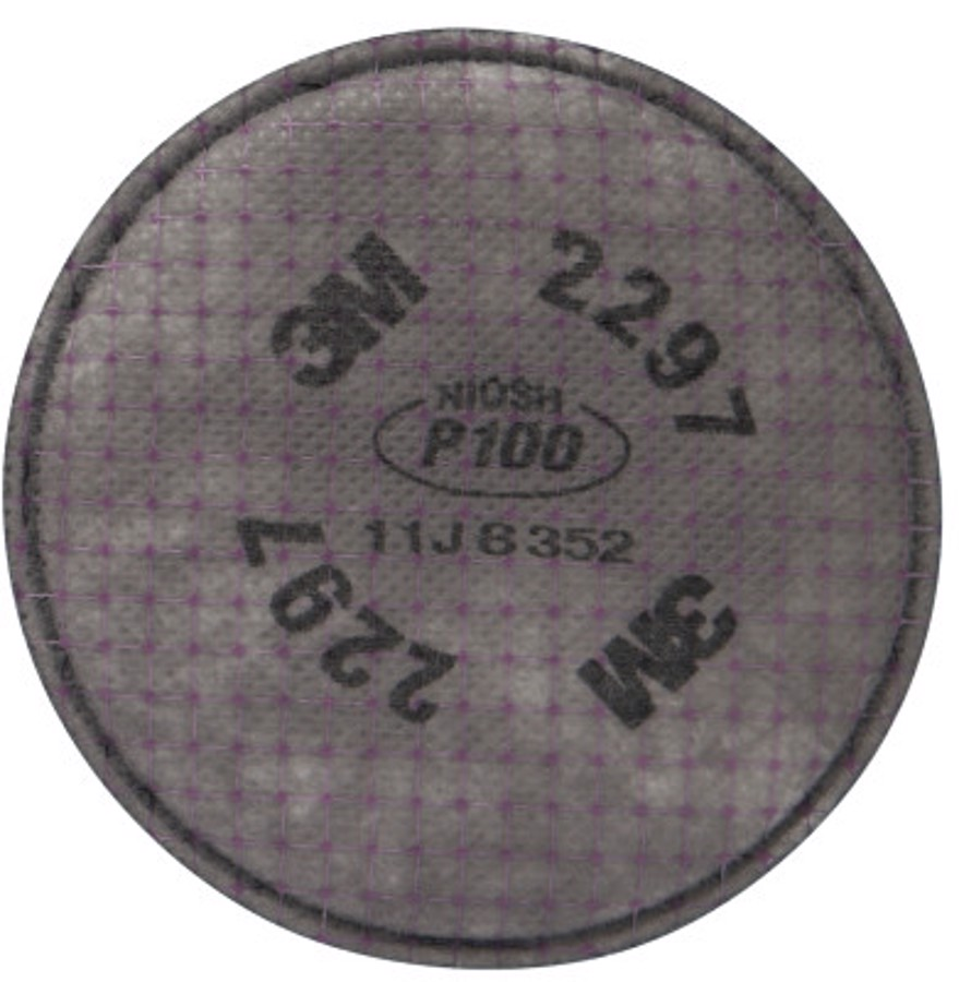 Advanced Particulate Filters, Filter, P100