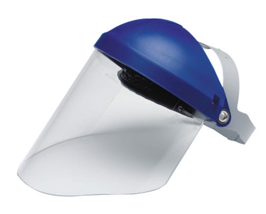 AO Tuffmaster Faceshields, W96, Clear Proponiate, 1 x 9 in