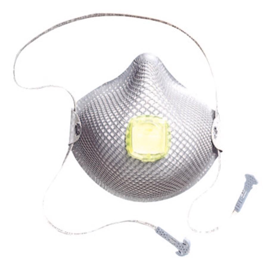 2840 Series R95 Particulate Respirators, Half Facepiece, M/L