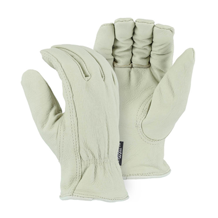 1511PT Winter Thinsulate Lined Pigskin Drivers Glove