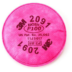 2091/07000(AAD), P100 Particulate Filter