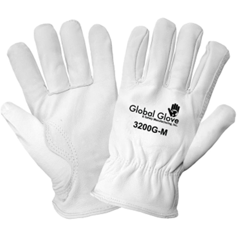 3200G, Leather Deerskin and Goatskin Drivers Goatskin Drivers Glove