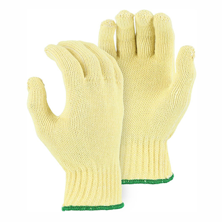 3118P Cotton Plated Cut Resistant Seamless Knit Glove made with Kevlar