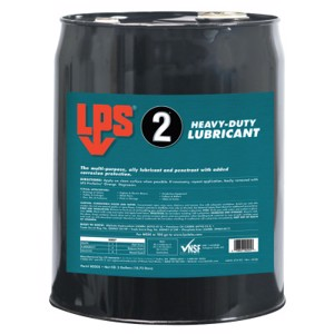 2 Industrial-Strength Lubricants, 5 gal, Pail